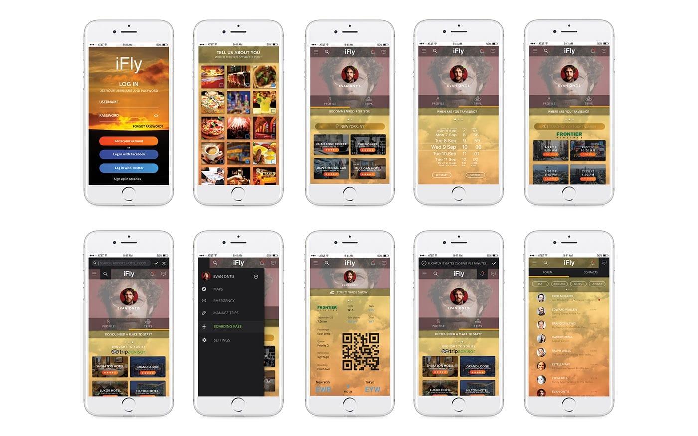 iFly App