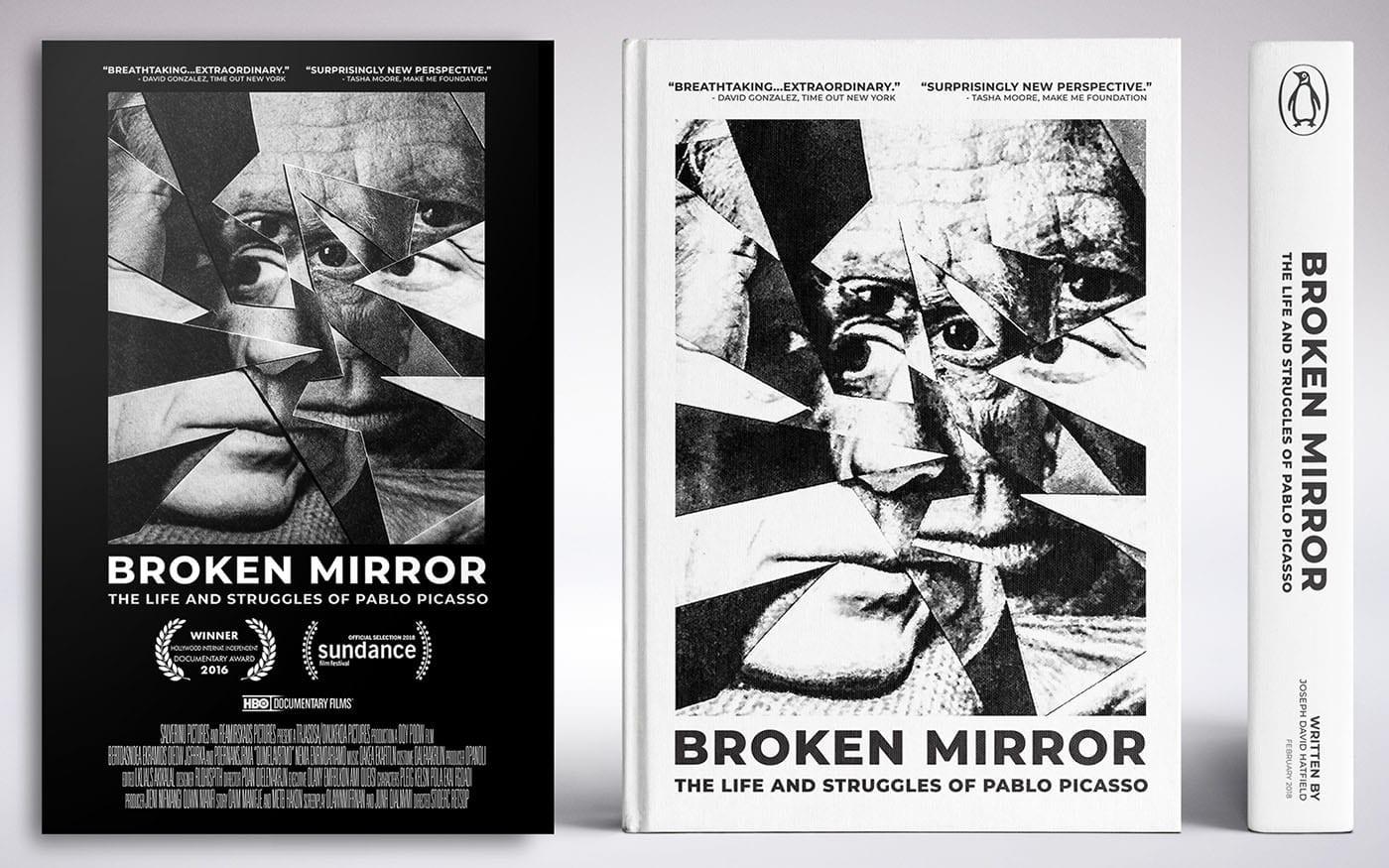 Picasso's Broken Mirror
