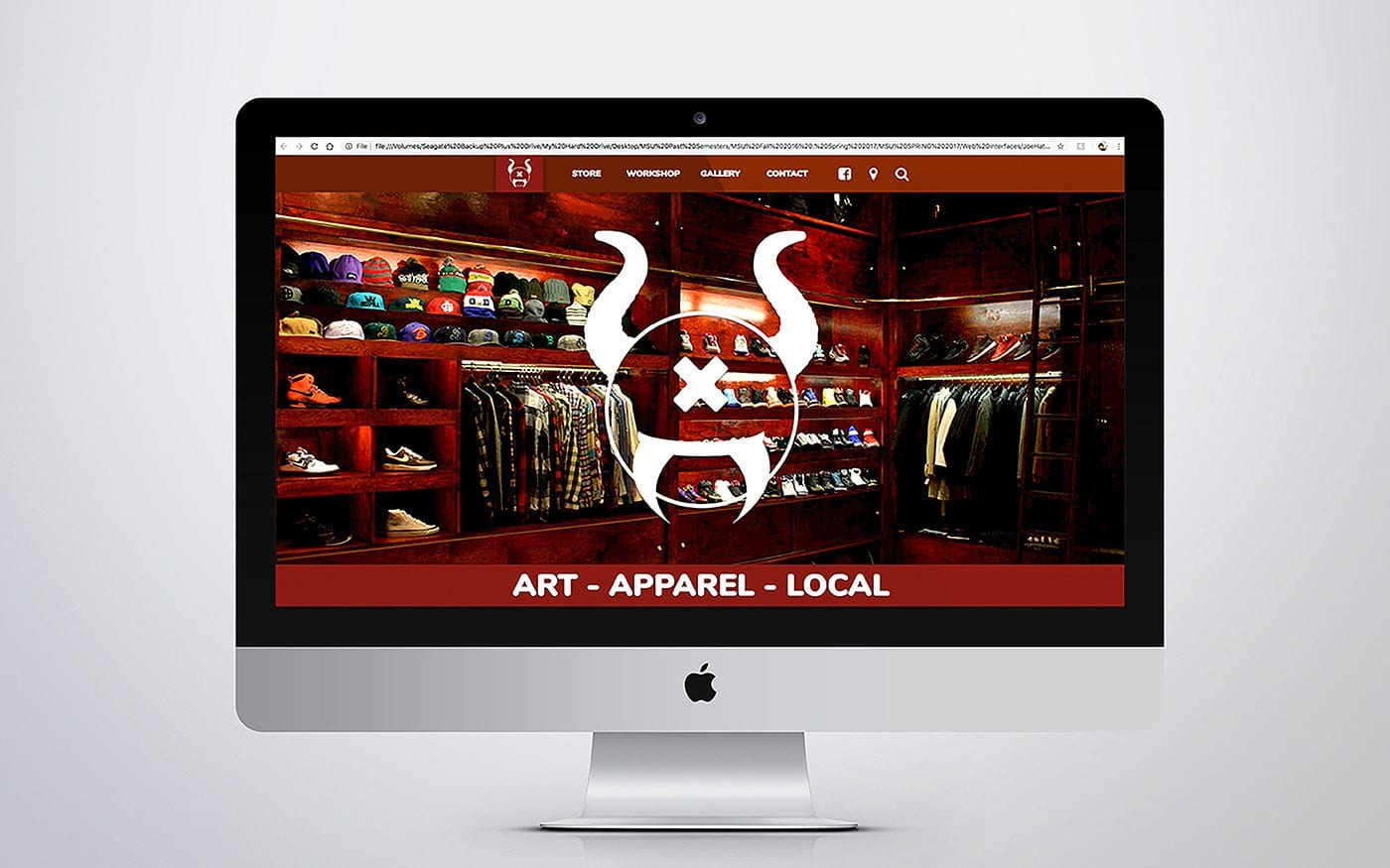 Megafauna Website